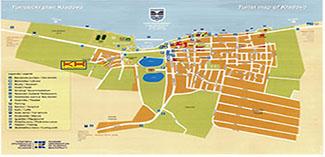 kladovo mapa ZC Kladovo kladovo mapa